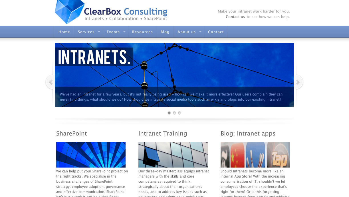 Clearboxconsulting.co.uk